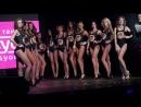 Miss Top Fire Представление участниц spb_04.10.2015
