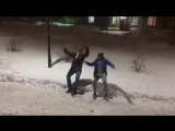 Когда увидел много снега, а в душе много свега