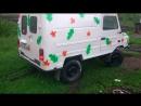 Тизер на тест драйв ЛуАЗ 969М, бешеная волына! после капитального ремонта кузова