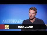 ET Canada Video - 'Divergent Allegiant' Cast Talk Third Franchise Film
