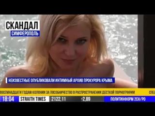 Порно видео поклонская и негр