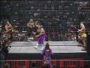 Arn Anderson Brian Pillman vs Hugh Morrus Kevin Sullivan, WCW Monday Nitro 05.02.1996