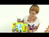 Весёлая Школа с Play-Doh. Стильный салон My Little Pony Rainbow Dash.