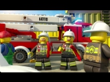 Lego City Пожарные!