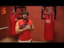 Левый боковой. Как правильно бить, работа ног, корпуса, спины. Техника бокса. Эльм...