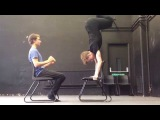 Physical Theatre - Harrison and Tian