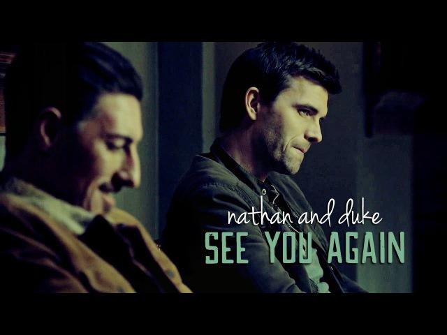 See You Again :: Nathan and Duke