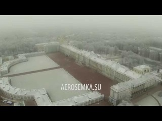 aerosemka.su Пушкин зимой