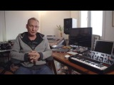 Paul Hartnoll, Orbital on the ARP ODYSSEY