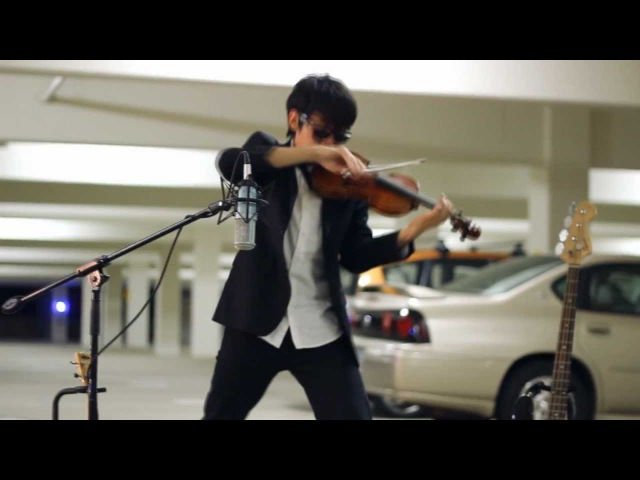 Psy - Gangnam Style (강남스타일) - Violin Looping Pedal Cover