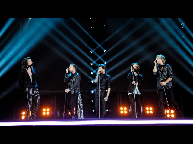 One Direction Steal My Girl at BBC Music Awards 2014