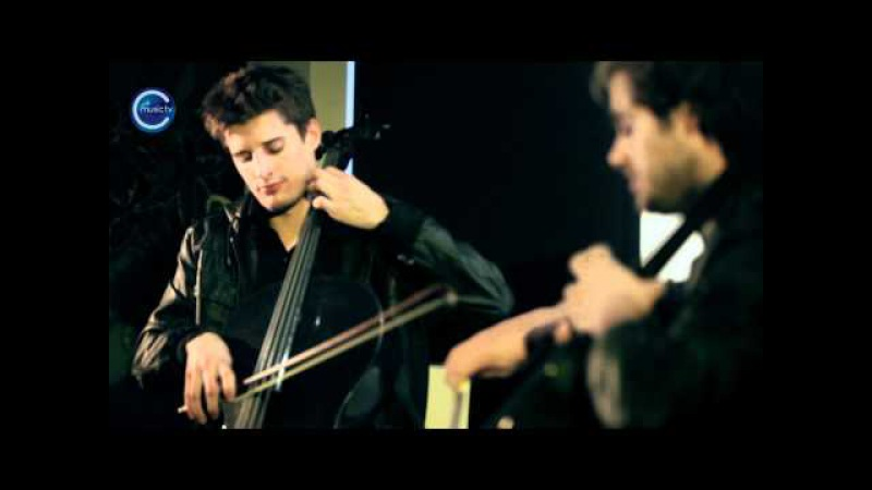 2CELLOS (Sulic & Hauser) - LIVE 'With or Without You' by U2 (HD)