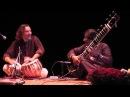 Ustad Shahid Parvez sitar - raag charukeshi - Denis Kucherov on tabla