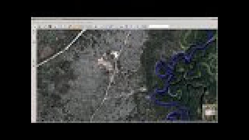 Установка спутниковых карт в машину. OziExplorer