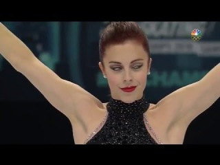 2016 U.S. Nationals - Ashley Wagner SP NBC
