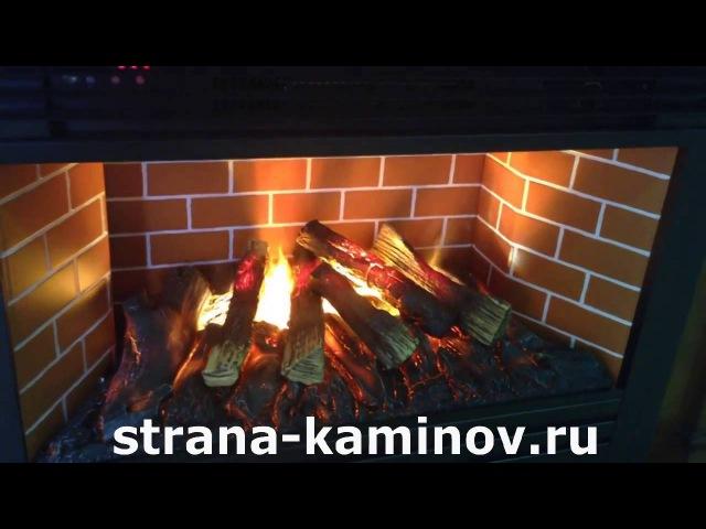 Электрокамин RealFlame Novara 26 - strana-kaminov.ru