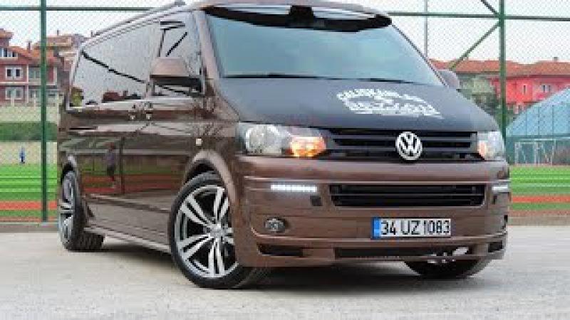 SEYYAH OTO - SATILIK ARAÇ - ViP KONSEPT - 2015 Volkswagen Transporter Caravelle Çikolata Karamel
