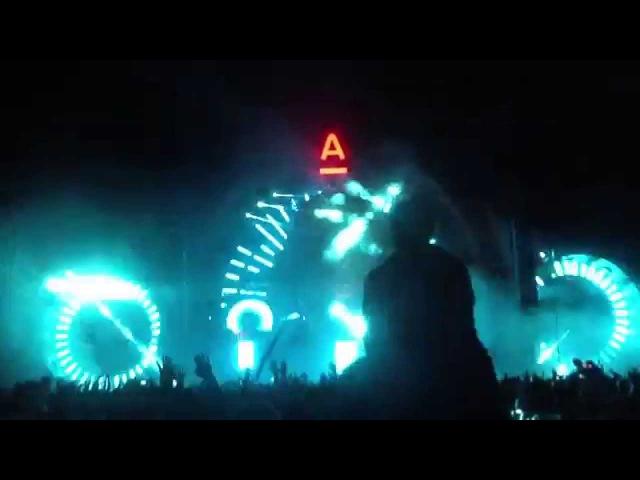 Alfa Future People 2015 - deadmau5