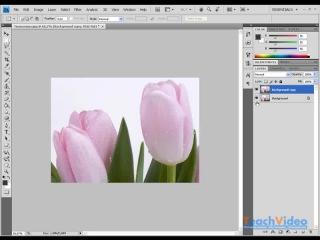Обработка фото PS CS4