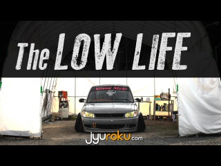 The LOW LIFE | Daihatsu Mira Oni Camber - JyuRoku
