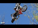 Biggest Trick in Action Sports History - Triple Backflip - Nitro Circus - Josh Sheehan