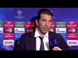 UCL - Real Madrid 1-1 Juventus (AGG 2-3) - Gianluigi Buffon Post-Match Interview 13.05.2015