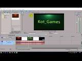 Sony Vegas  pro. черный экран при монтаже или просмотра видео, что делать ??