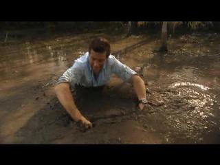 Выжить любой ценой/Man vs. Wild (2006 - 2012) Фрагмент (сезон 2, эпизод 1; русский язык)