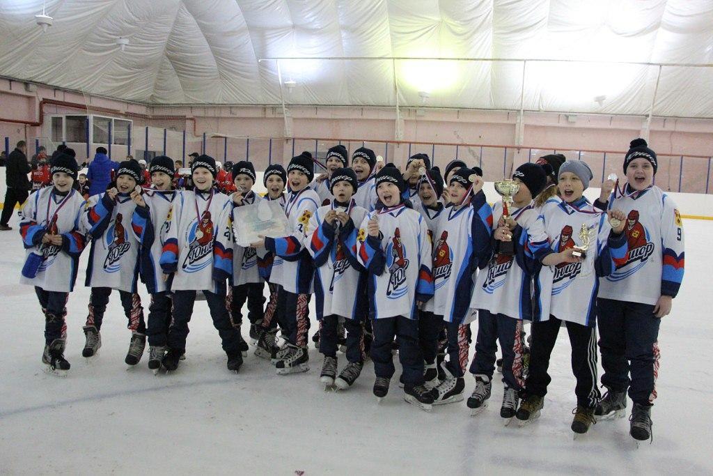 Турнир выиграла команда ″Юниор″ (31.01.2016)