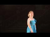 Выходная Ария Сильвы исполняет Ирина Кондратова