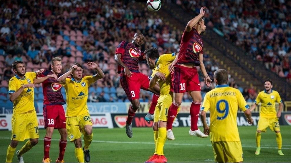 50 . Videoton FC (HUN) - BATE Borisov  (BLR) 1:1