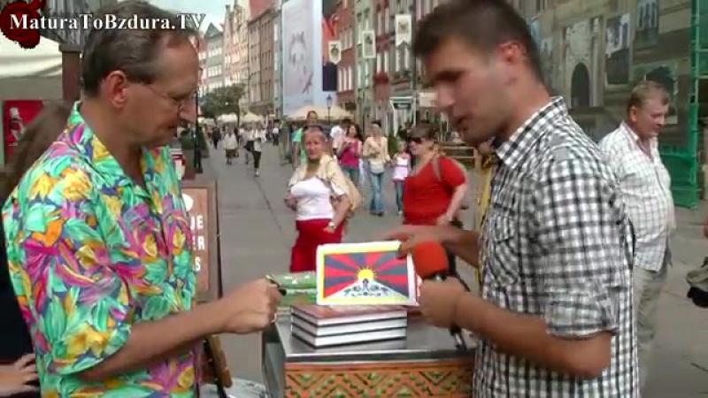 FLAGI ŚWIATA (Польский видеоблог – Матура То Бздура)