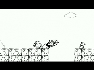 Три Богатыря и Супер Марио. РЖАЧНЫЙ МУЛЬТИК (весёлые мультики) Super_Mario