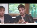 Братья Сафроновы на телеканале