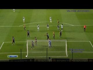 Селтик (Шотландия) - Фенербахче (Турция) 1:0 Гриффитс