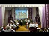 инсценировка Военной песни 2В для конкурса