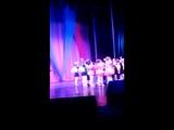 Танец светлячков 29 ноября 2015.