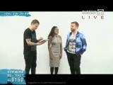 Вконтакте LIVE 05.10.2015 Dj Anisimov и Мари Карне