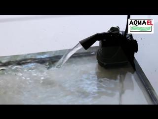 AQUAEL FAN FILTER - Надежный и эффективный внутренний фильтр для очищения и аэрации воды в аквариумах