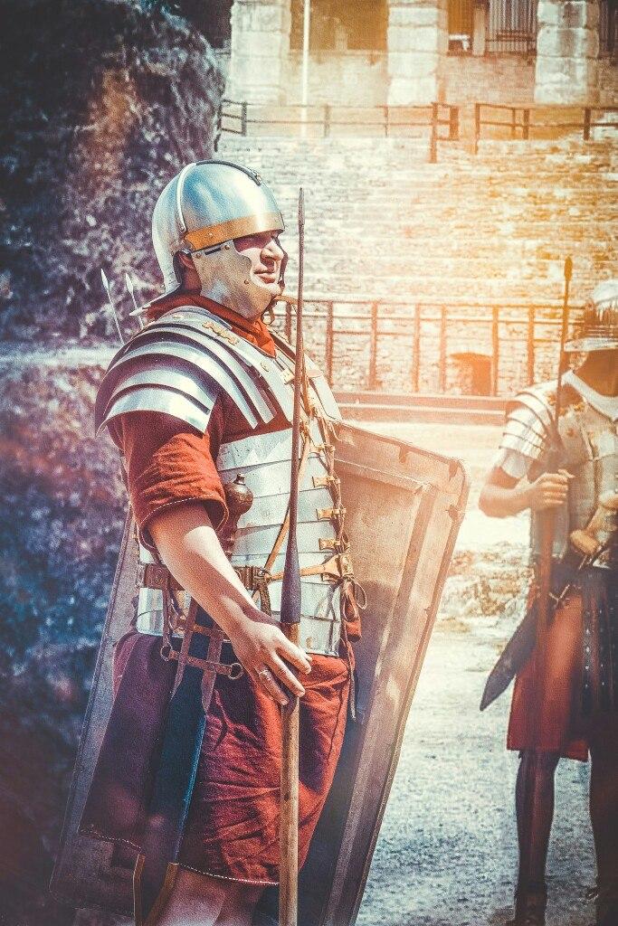 Антон Степанов - римский легионер