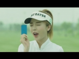 홍진영 2015-09-01 티업비전 새로운 CF 메이킹 필름