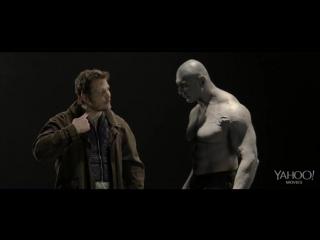 Пробы на роль: Стар Лорд и Дракс