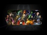Мои любимые Звездные Войны до Пробуждения силы (Star Wars - Эпизоды 1-6)