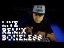 Boneless DJ Enferno Live Remix Steve Aoki Chris Lake Tujamo