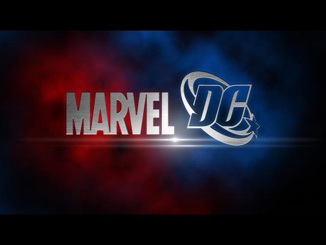 Что лучше Marvel или DC? [by Кисимяка]