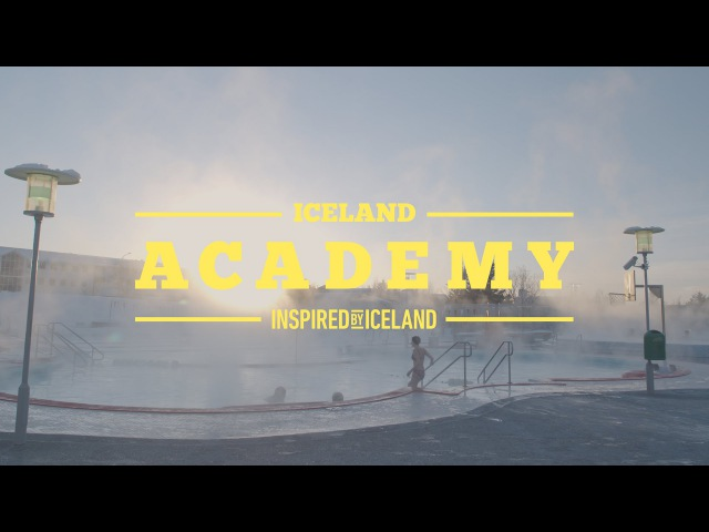 Iceland Academy   How to avoid hot tub awkwardness