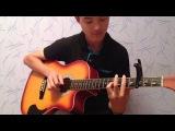 (Dexter OST) Daniel Licht - Astor's Birthday Party (guitar)