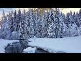 ОЧЕНЬ КРАСИВАЯ ЗИМА И МУЗЫКАВолшебная для души и сердцаЛучшее Видео о Зиме Сне ...