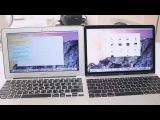 Обзор и сравнение Macbook 12