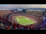 Official San Francisco 49ers Levi's Stadium Time-Lapse